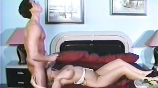 Hot retro porn compilation with 2 breasty lascivious hotties