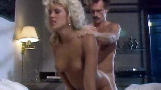 Retro porn compilation with 2 voracious bushy schlong suckers