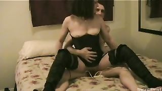 Fucked With Vibrating Bullet Up Her Pussy