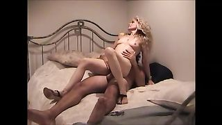 Passionate lengthy lasting sex with my golden-haired skinny hawt white women