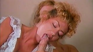 Slutty golden-haired slut in sexy shoes receives fucked hard